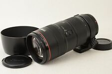 Canon EF 80-200mm f/2.8 L AF ZOOM 35mm Film SLR lens [Good]  (06-P98)