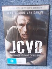 JCVD-JEAN CLAUDE VAN DAMME (2 DISC COLLECTORS EDITION),M R4