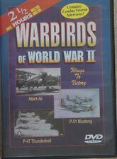 WARBIRDS OF WORLD WAR II - DVD
