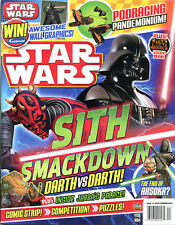 STAR WARS #2 MAGAZINE, NM-, Sith Smackdown, Darth Vader, 2014, more SW in store