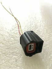 Rear Number Plate Light Lamp Wire and Plug Connector