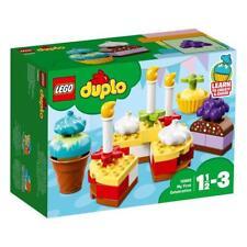 LEGO 10862 DUPLO My First Celebration - Build Colourful Cakes - BNIB