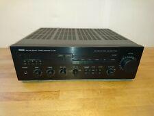 Yamaha A-720  Amplificateur Amplifire Poweramp Stereo Hifi Verstärker