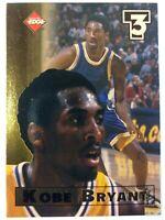 1998-99 Collector's Edge Impulse T3 Kobe Bryant #3, Los Angeles Lakers, Insert