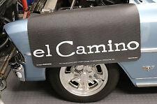 Chevrolet El Camino Fender Gripper Protective Black Cushion Fender Cover Fg2048