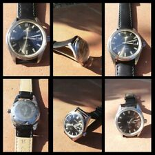 Seiko 6602 7040 P data vintage 17 Jewels October 1964 black dial