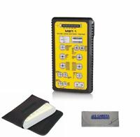 ZTS Multi Battery Tester MBT-1 With Pouch & Cleaning Cloth (No Retail Packaging)