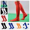 Unisex Men Women Tube Socks Stripe,mens Knee High Football Soccer Team Socks New