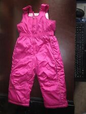 Wonder Kids 3T Pink snow pants ski suit Pants bibs cute sledding cold