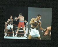 BOXING MUHAMMAD ALI 1991 AW ALL WORLD SPORTS FAN CLUB APPLICATION FORM CARD