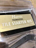 HARRIS TILE STARTER KIT CERAMIC SAW CUTTER SPREADER FINISHER SPACERS 32258