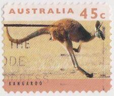 (DC62) 1994 AU 45c Kangaroo (C)