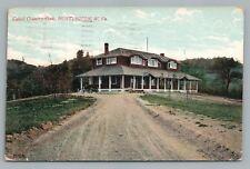 Cabell Country Club Huntington Wv Rare Antique—West Virginia 1911