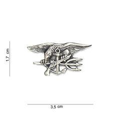US Army Navy Seals Collar Badge Pin Insignia Uniform Marines USMC WK2 WKII WW2