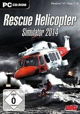 Rescue Helicopter Simulator (PC, 2014, DVD-Box)