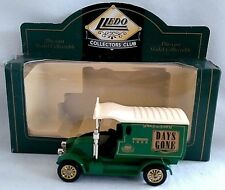 LLEDO DAYS GONE 1912 RENAULT VAN COLLECTORS CLUB SUMMER 1998 DIECAST BOXED