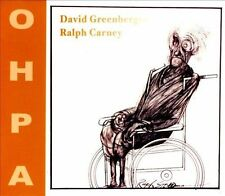David Greenberger & Ralph Carney : Oh, PA CD
