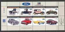 Micronesia 1996 Cars/Transport/Motors 8v sht (n24431)