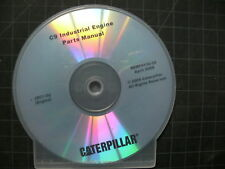 CAT Caterpillar C9 Industrial Engine Parts Manual Book catalog cd dvd spare list