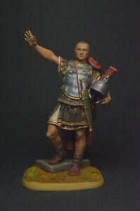 Tin soldier figure Publius Cornelius Scipio Africanus, 236-183 BC 54 mm