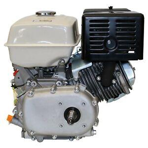 13HP 2:1 Reduction Drive Gear Box Stationary Petrol Engine Wet Clutch 4 Go Kart