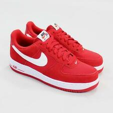 NIKE AIR FORCE ONE  sz 11.5  820266 601   RED RETRO