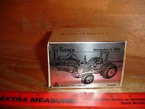 1/43 Allis Chalmers two twenty tractor -  toy farmer edition