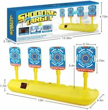 New listing Auto Reset Digital Target Toys for Kids 5 6 7 + Year Old Boys Girls Xmas Gifts