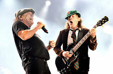 AC/DC - Live Concert Recordings LIST - Bon Scott - Rock Or Bust - Angus Young