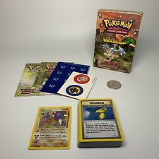 Wallop Pokemon Neo Discovery theme deck complete boxed