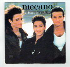 """Mechaniker Vinyl 45T 7"""" El blues del asclavo Los Liebhaber Ariola 112838 selten"""