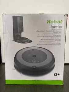 Irobot Roomba I3 + ( I3558 ) Robot Vacuum + Clean Base  AutomaticDirt Disposal