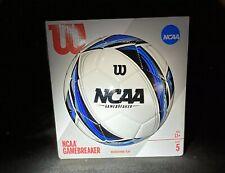New Wilson Ncaa Gamebreaker Soccer Ball Adult Size 5