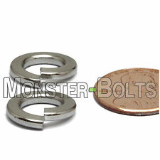 M8 / 8mm - Qty 10 - DIN 127B Split Lock Washer Stainless Steel 18-8 / A2-70