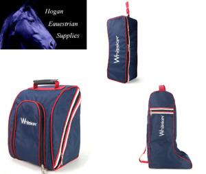 whitaker kettlewell boot bag bridle bag helmet hat bag horse equestrian