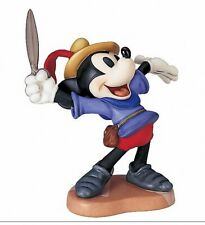 Mickey Mouse Brave Little Tailor WDCC 1993 Animators' Choice Sculpture MIB COA