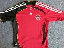 """DFB - Trikot Deutschland original """"ADIDAS"""" Auswärts rot WM 2006 Gr.152"""