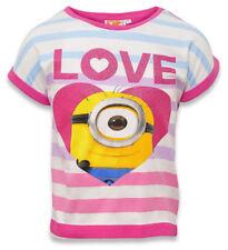 Camisas, camisetas y tops de niña de 2 a 16 años de color principal rosa