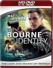 The Bourne Identity (HD-DVD, 2007)
