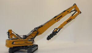 Conrad 2205 LIEBHERR Raupenbagger R 960 Demolition  Kettenbagger 1:50 NEU in OVP