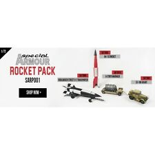 SPECIAL ARMOUR ROCKET PACK 100-SARP001 1/72