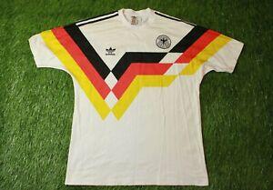GERMANY TEAM # 10 1988/1990 (2018) FOOTBALL SHIRT JERSEY ADIDAS HOME ORIGINAL
