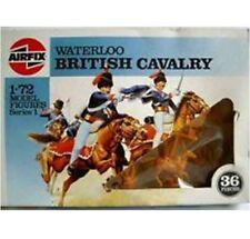 CAVALLERIA INGLESE NELLA BATTAGLIA DI WATERLOO BRITISH CAVALRY 1/72 AIRFIX 01743