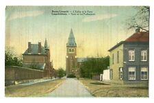 CPA-Carte postale- Belgique -Bourg Léopold - L'église - 1936 (CP198)