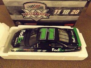 Denny Hamlin #11 DOOR NUMBER FedEx Ground Toyota Camry Diecast 2011 11/928