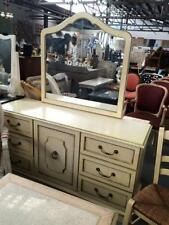 Wooden French Country Antique Cabinets & Cupboards
