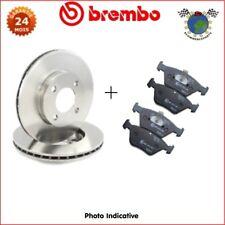 Kit disques et plaquettes de frein avant Brembo PEUGEOT 405 #j4