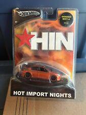 Hot Wheels Hot Import Nights Dodge Neon SRT-4 1:50 G1