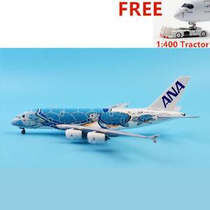 *AIRSTORE* Phoenix 1:400 Diecast All Nippon Airways A380-800Orange JA383A RARE