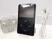 Apple iPod Classic Video 5th Generation Black (30GB) - PRISTINE